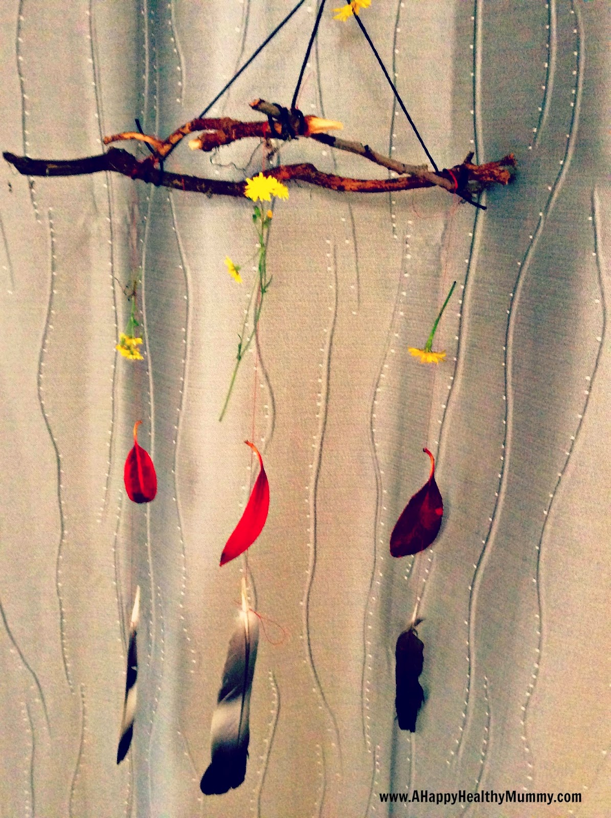 Wild dreamcatcher craft