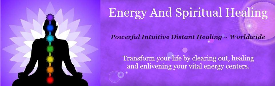 Energy And Spiritual Healing