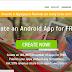 كيف تنشئ تطبيق اندرويد لمدونتك