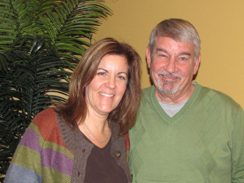 Bruce Matthews & Linda JeRue
