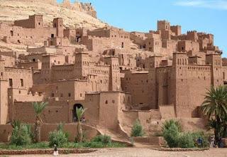Ait Ben Haddu: Alrededores de Marrakech al Sur