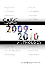 CARVE ANTHOLOGY 2009-2010