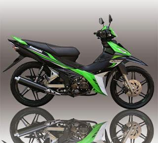 Spesifikasi Kawasaki EDGE VR
