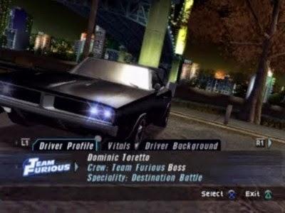 Fast and the Furious Ps2 Iso Ntsc Juegos Para Playstation 2