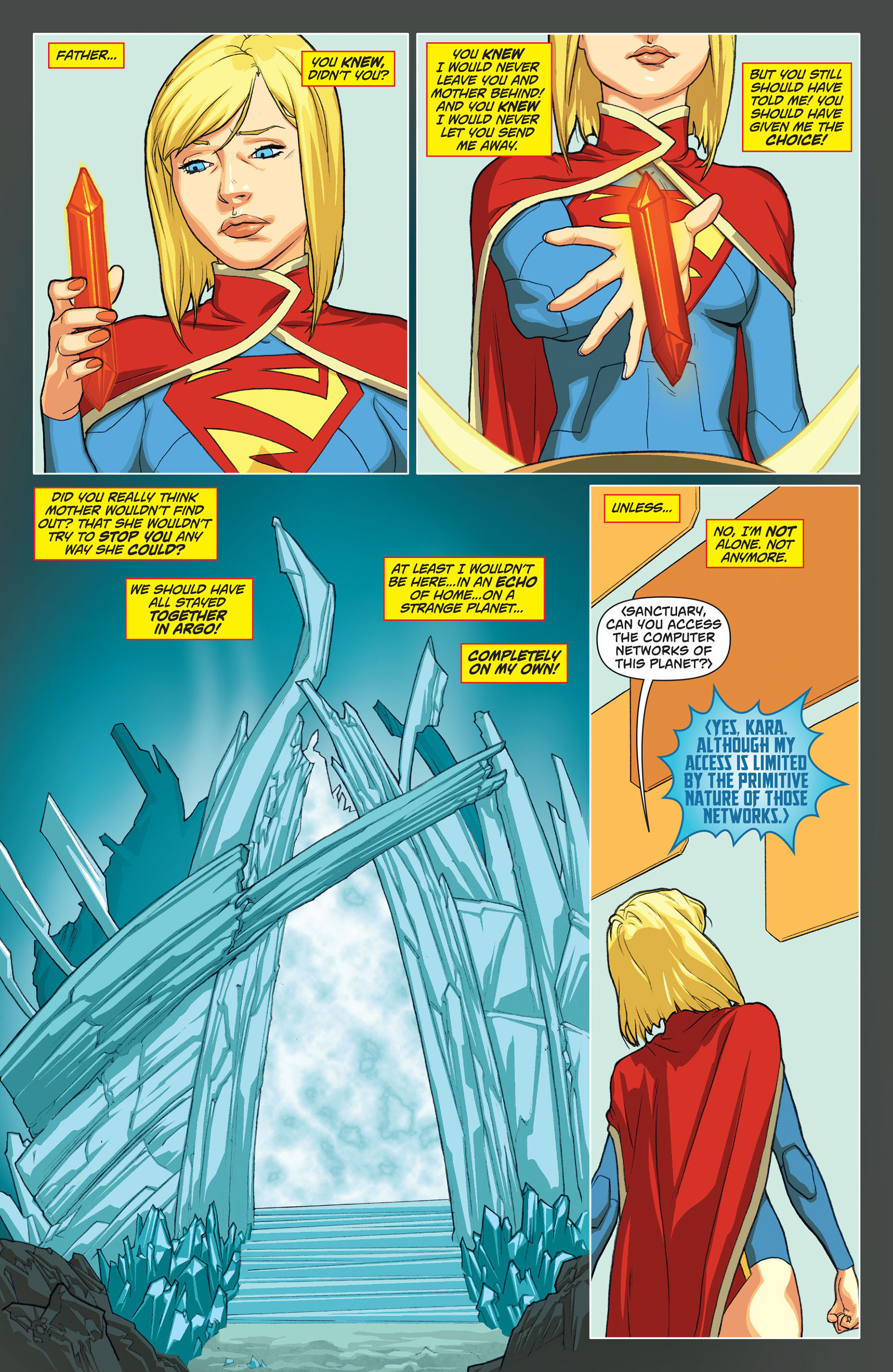 Supergirl (2011) Issue #13 #15 - English 18
