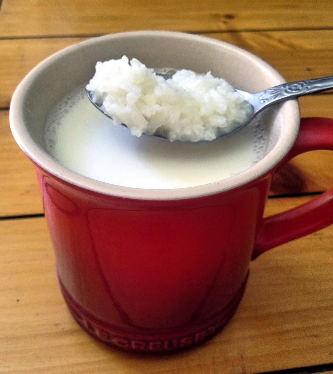 Arroz en leche for Cocinar 2 tazas de arroz