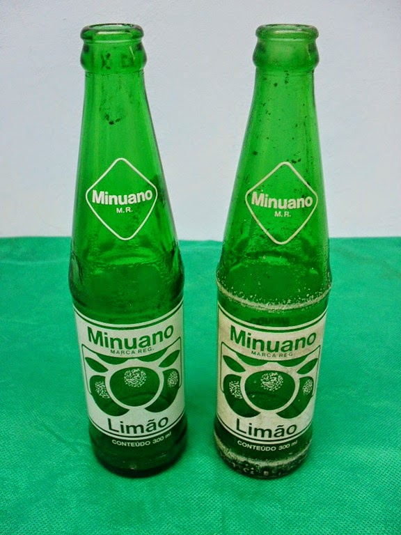 Conheça a Soda Minuano: produto comercializado no estado do Rio Grande do Sul (Brasil) dos anos 60 aos anos 80.