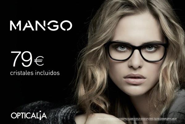 gafas graduadas Mango de Opticalia