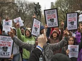Justiça para Trayvon Martin