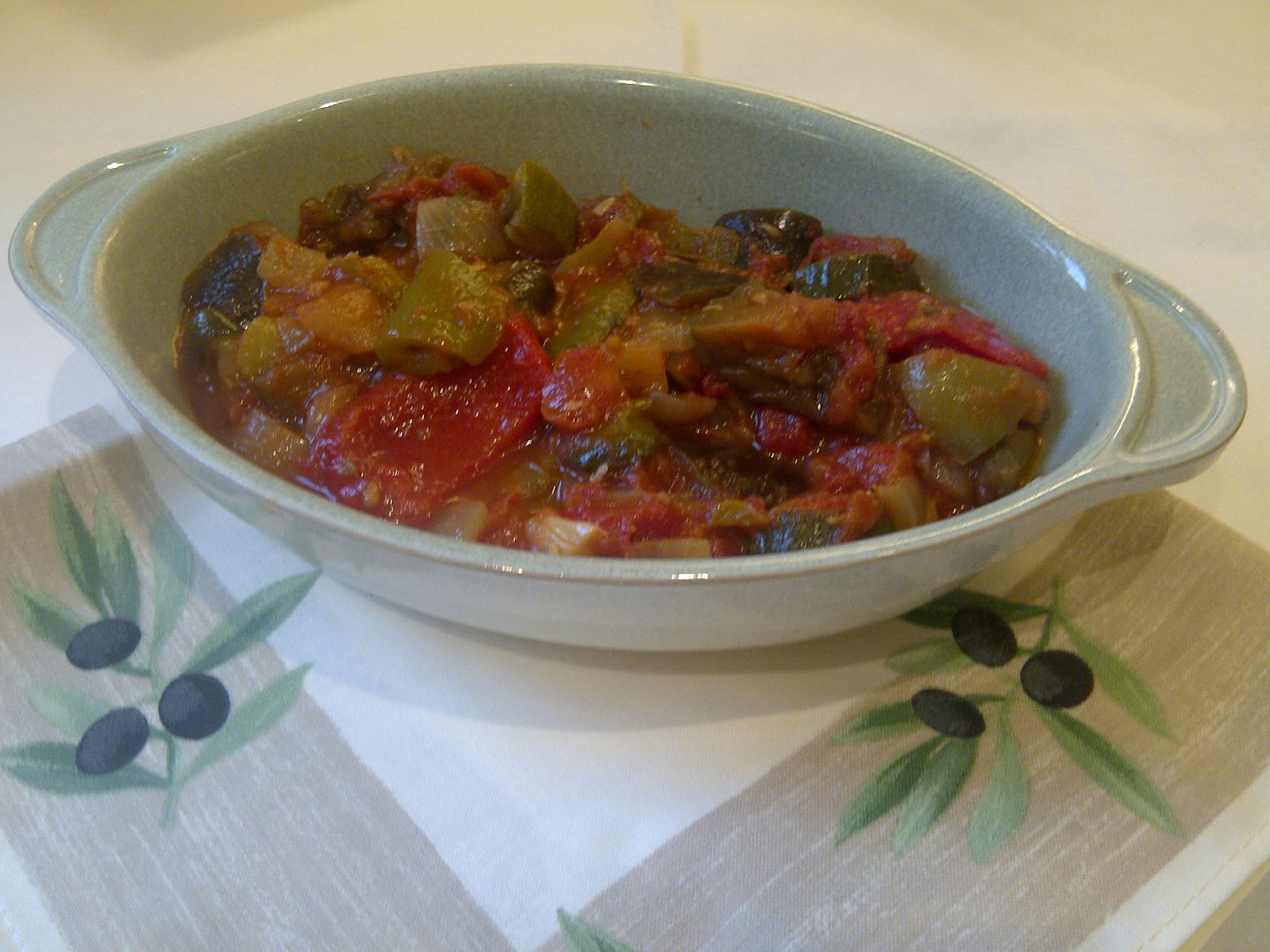 Ritatouille my version of a classic french summer stew for Aubergine cuisine nottingham