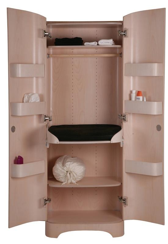 idea similar a esta pero hecha mediante un diy y barato with armarios para bebes baratos