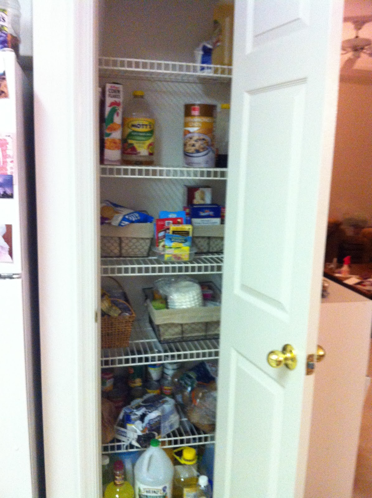 Kitchen Pantry Organization Kitchen Pantry Organization Ideas Simply Made Fun