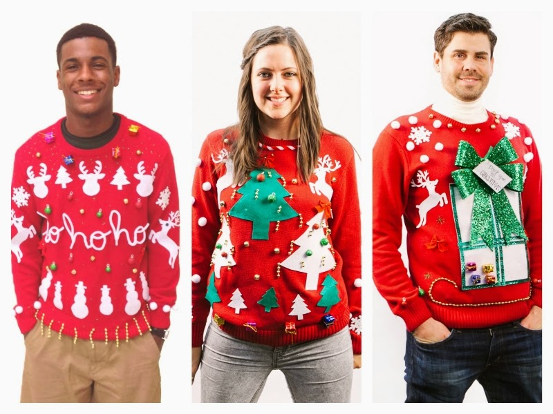 No more UGLY CHRISTMAS SWEATERS | Brittany Geragotelis