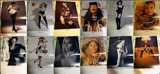 Yay!   Beyonce Calendar Leak Online