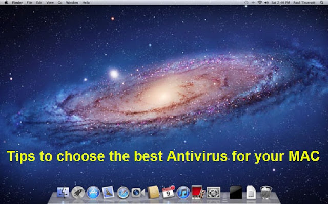 Best Antivirus for your Mac