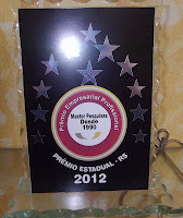 Troféu Master Estadual 2012