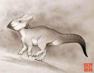 A descoberta por acaso de dinossauro do tamanho de ovelha que pode esclarecer formação da América do Norte