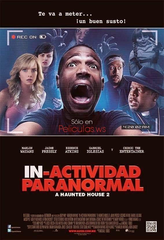 In-Actividad Paranormal 2 [2014] [DvdRip] [Latino]