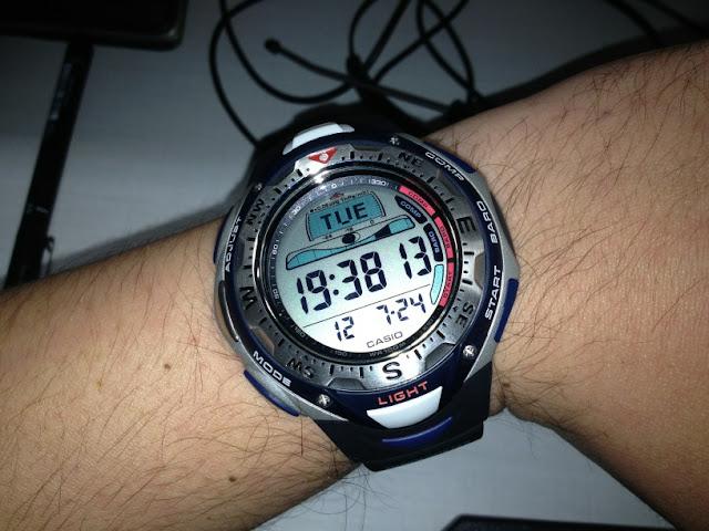 Casio SPF40-1V.