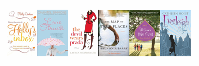 chick lit book review blogs