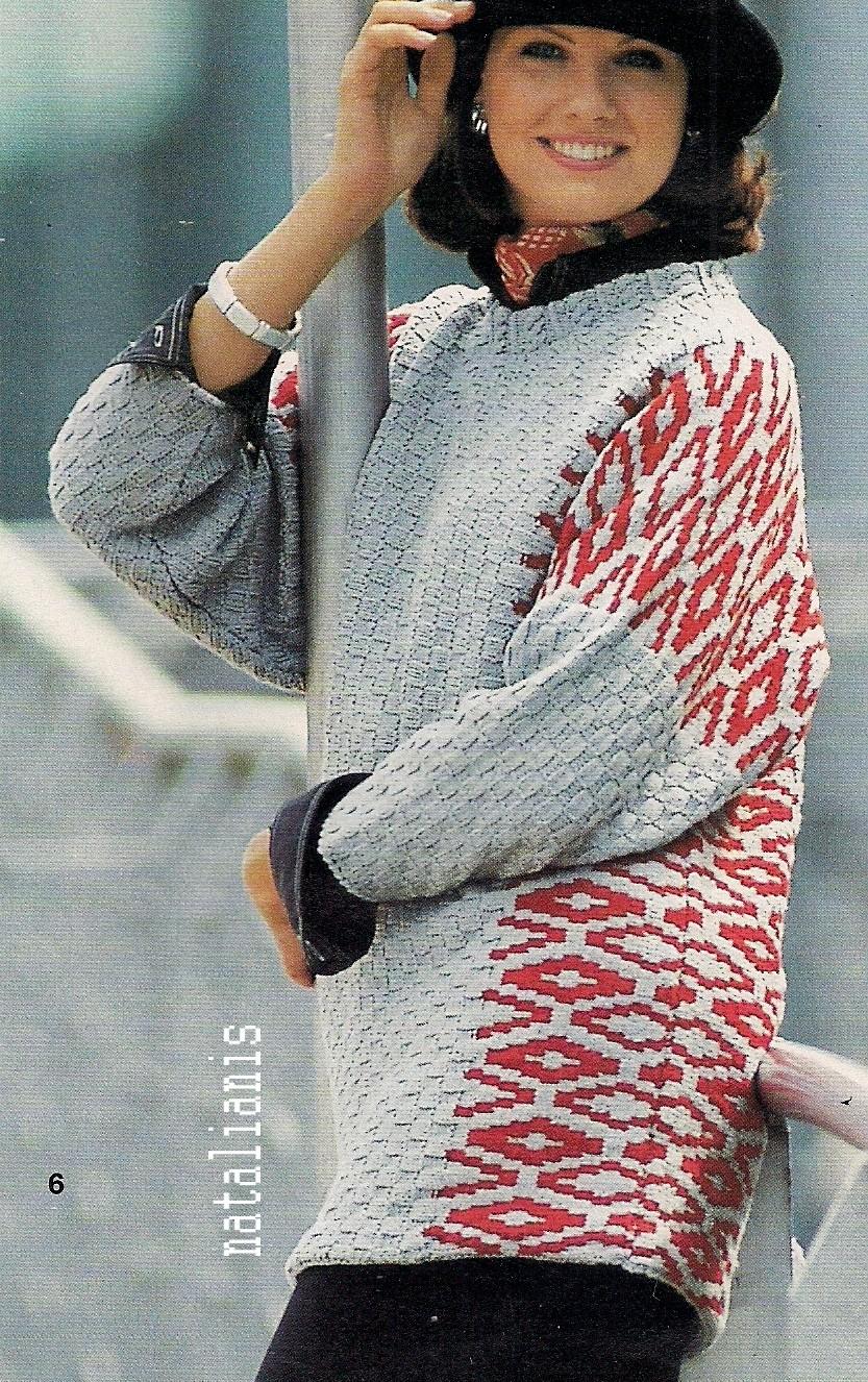 Жакет спицами для девочки, поперечное вязание 91