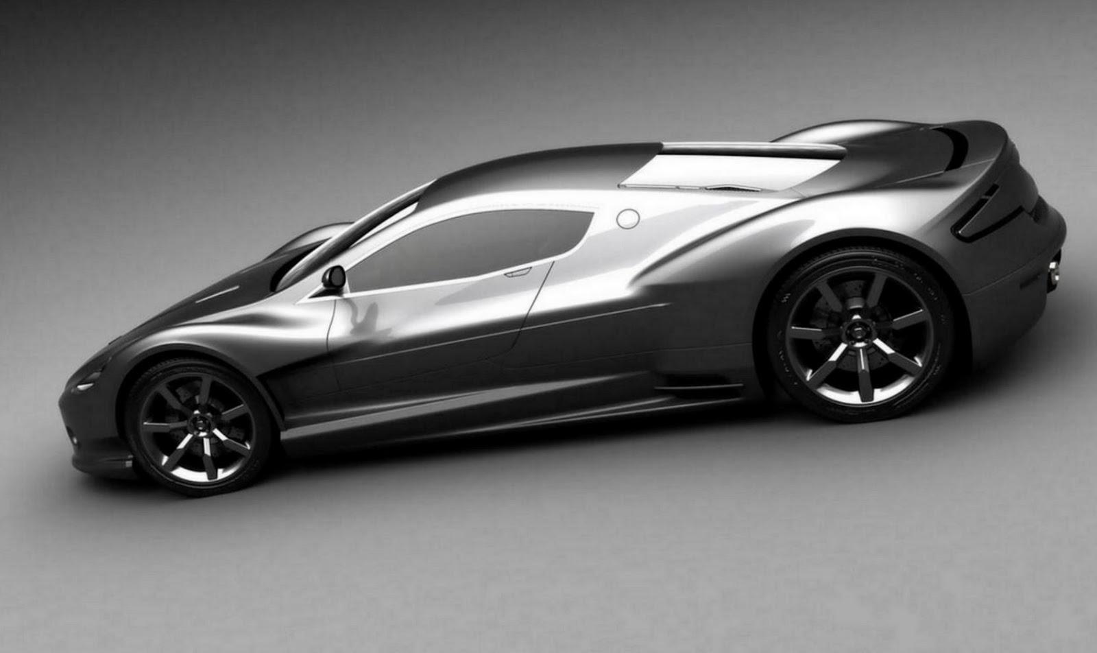 Carro - Aston Martin AMV10 Concept