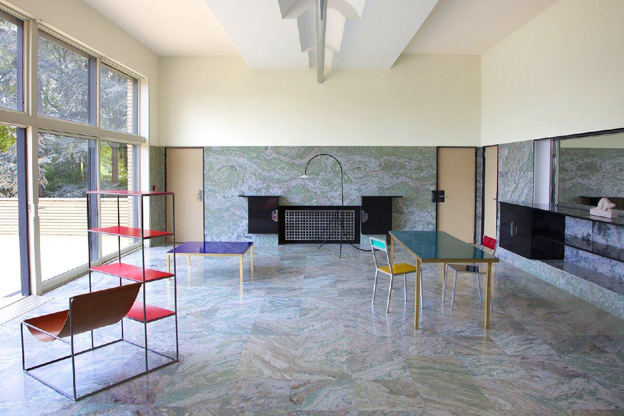 Lille Design 2020 à la Villa Cavrois