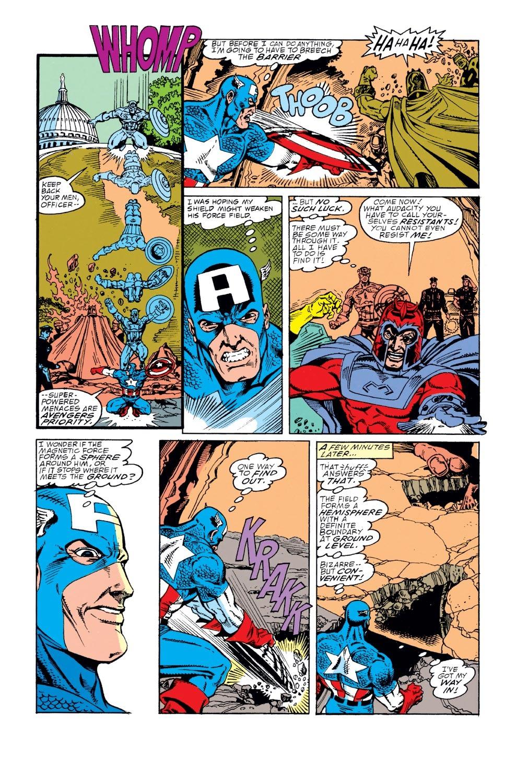 Captain America (1968) Issue #368 #301 - English 13