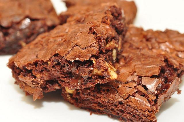 Receta Brownie de Chocolate con Nueces Thermomix