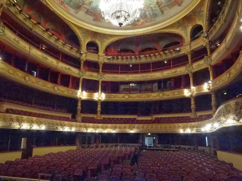 Opera House Visit