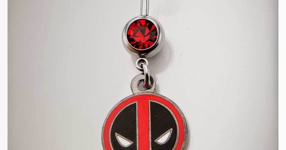 Deadpool corps ring