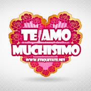 Imágenes para San Valentín 2012 : Te Amo Muchisimo (te amo muchisimo)