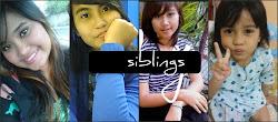 yeah, siblings ♥