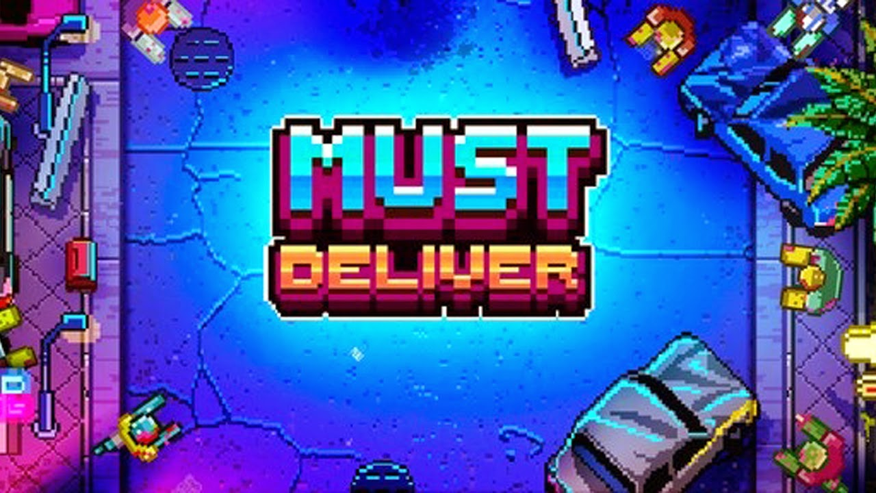 Must Deliver Gameplay IOS / Android