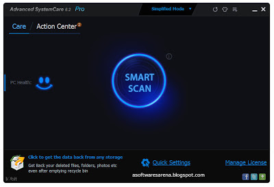 pc security tool Advanced SystemCare free download
