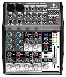 MIXER BEHRINGER XENYX 1002FX