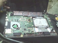 Cara Buka Casing Laptop Asus Eee PC Series