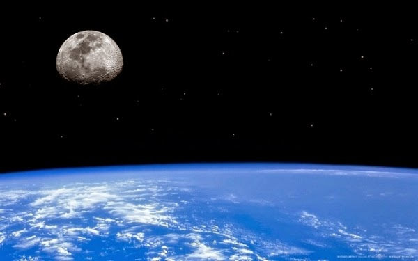 hình nền mặt trăng đẹp nhất