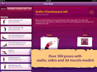 All-in YOGA: 300 Poses & Yoga Classes free iPhone, iPad and iPod touch