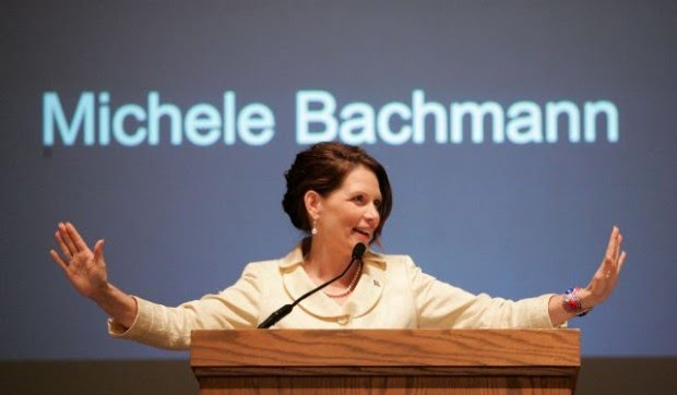 michele bachmann quo. Michele Bachmann along with