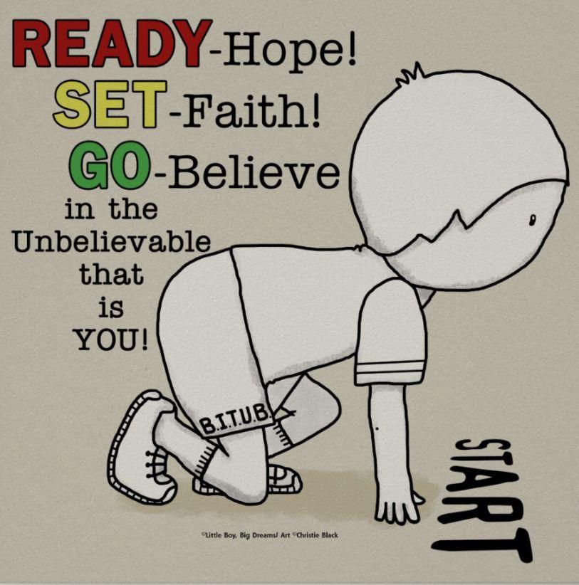Believe In the Unbelievable Website