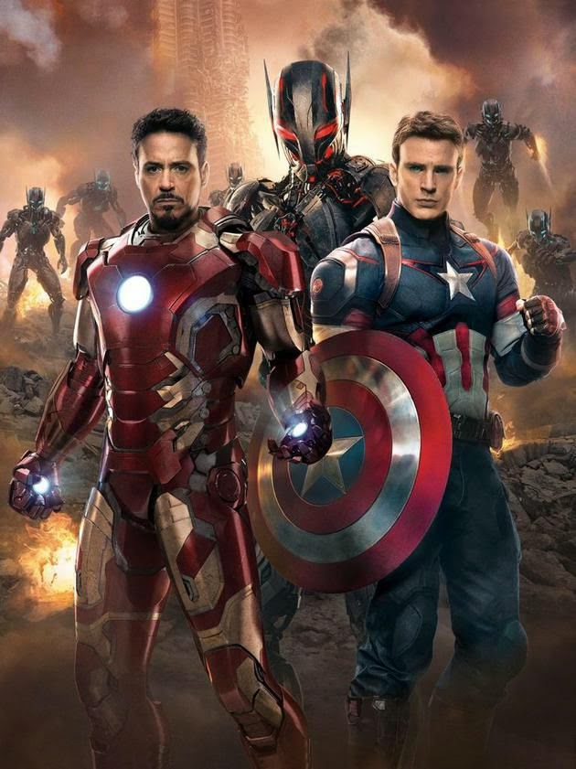 Avengers: Age of Ultron (2015) – Spoiler