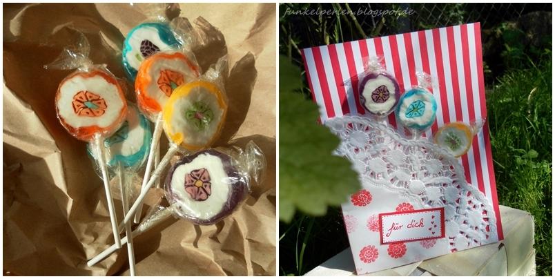 DIY Süße Kindertagsgrüße // funkelperlen.blogspot.de