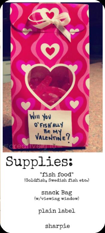 Creatively Lu: Thrifty Thursdays: DIY Valentines