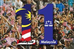 BN 1 Malaysia