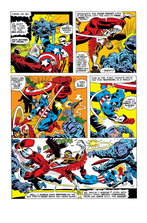 Captain America (1968) Issue #185 #99 - English 9