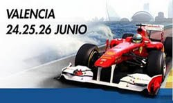 Formula 1 2011 Valencia