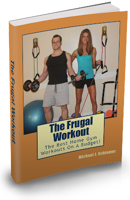 frugal fitness tv home workouts free cheap exercise nutrition budget
