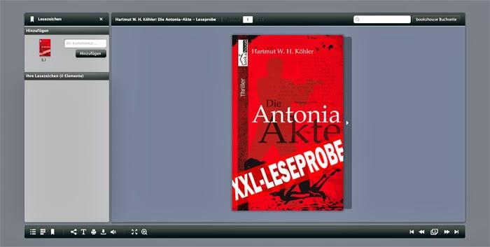 http://www.bookshouse.de/leseproben/?0619585F4C0B534C050B190155540411260B3126210A02010195
