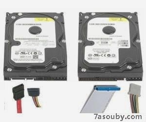 كيفية تثبيت Hard Disk جديد